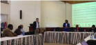 Review meetings held at the Kenya Agriculture and Livestock Research Organisation in Nairobi, Kenya